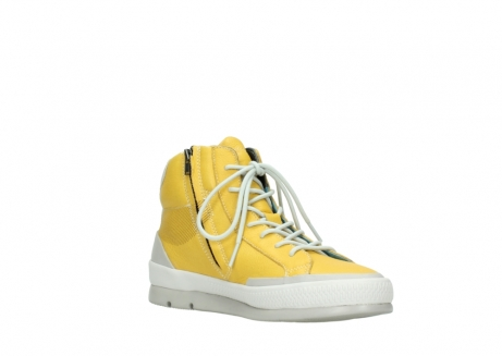 wolky lace up boots 01925 bromo 30900 yellow leather_16