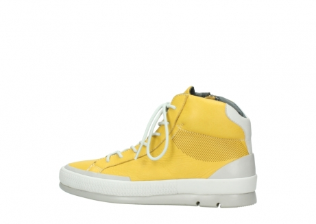 wolky lace up boots 01925 bromo 30900 yellow leather_2