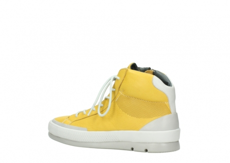 wolky lace up boots 01925 bromo 30900 yellow leather_3