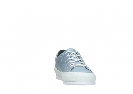 wolky lace up shoes 01926 katla 85807 pastel blue leather_18