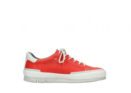 wolky lace up shoes 01926 katla 30500 red leather_13