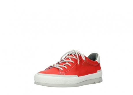 wolky lace up shoes 01926 katla 30500 red leather_22