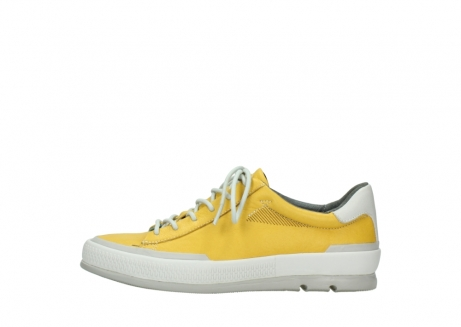 wolky lace up shoes 01926 katla 30900 yellow leather_1