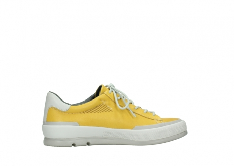 wolky lace up shoes 01926 katla 30900 yellow leather_12