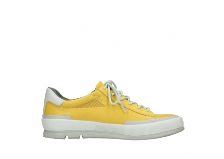 wolky lace up shoes 01926 katla 30900 yellow leather_13