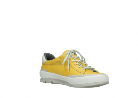 wolky lace up shoes 01926 katla 30900 yellow leather_16