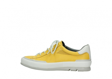 wolky lace up shoes 01926 katla 30900 yellow leather_2