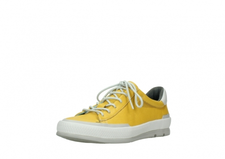 wolky lace up shoes 01926 katla 30900 yellow leather_22