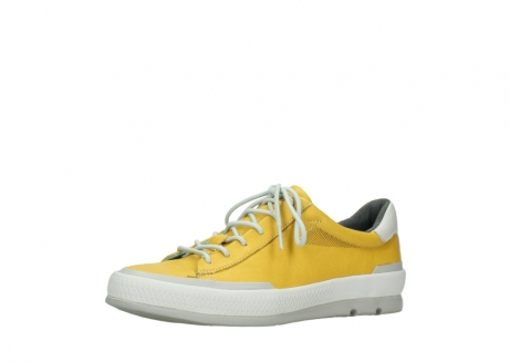 wolky lace up shoes 01926 katla 30900 yellow leather_23