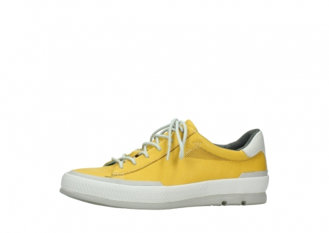 wolky lace up shoes 01926 katla 30900 yellow leather_24