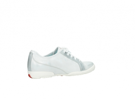 wolky chaussures a lacets 02025 calama 30130 cuir argent_11
