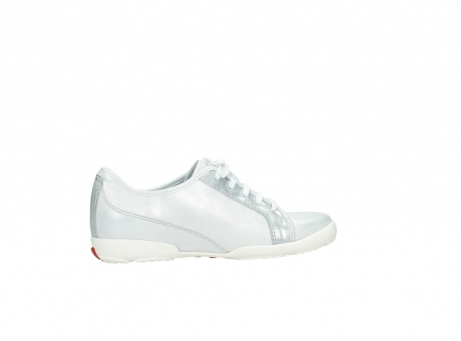 wolky lace up shoes 02025 calama 30130 silver leather_12