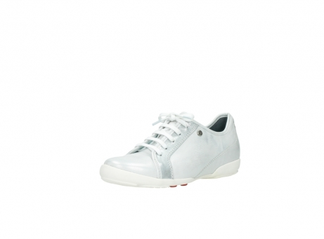 wolky chaussures a lacets 02025 calama 30130 cuir argent_22