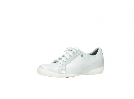 wolky chaussures a lacets 02025 calama 30130 cuir argent_23