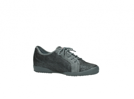 wolky lace up shoes 02025 calama 40210 anthracite suede_15