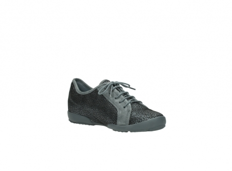 wolky lace up shoes 02025 calama 40210 anthracite suede_16