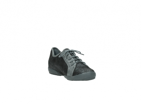 wolky lace up shoes 02025 calama 40210 anthracite suede_17