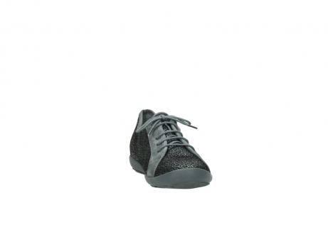 wolky lace up shoes 02025 calama 40210 anthracite suede_18