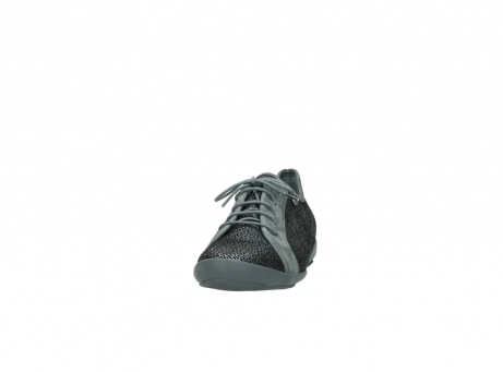 wolky lace up shoes 02025 calama 40210 anthracite suede_20