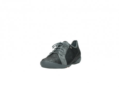 wolky lace up shoes 02025 calama 40210 anthracite suede_21