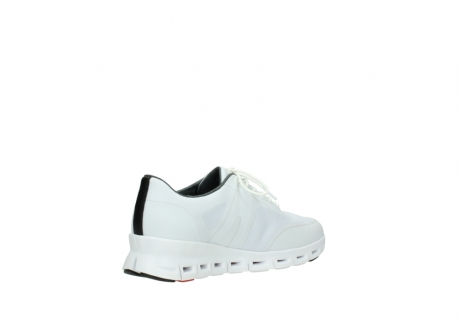 wolky lace up shoes 02050 nano 90100 white mesh upper_10