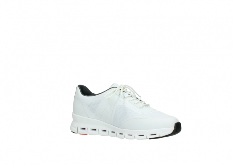 wolky lace up shoes 02050 nano 90100 white mesh upper_15