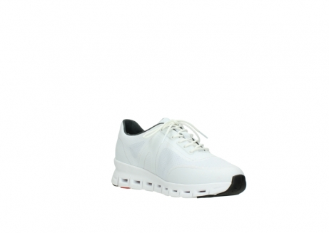wolky lace up shoes 02050 nano 90100 white mesh upper_16