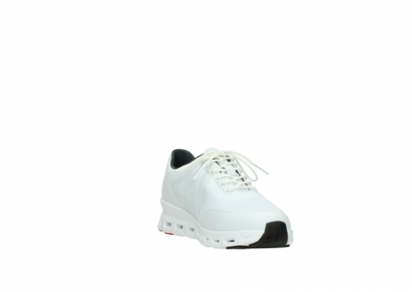 wolky lace up shoes 02050 nano 90100 white mesh upper_17