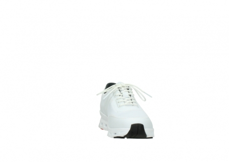 wolky lace up shoes 02050 nano 90100 white mesh upper_18