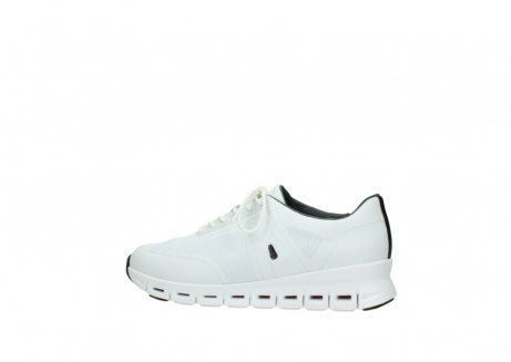 wolky lace up shoes 02050 nano 90100 white mesh upper_2