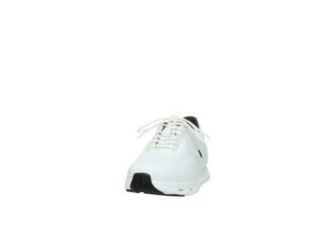 wolky lace up shoes 02050 nano 90100 white mesh upper_20