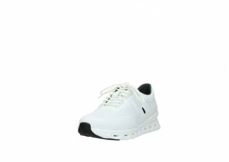 wolky lace up shoes 02050 nano 90100 white mesh upper_21