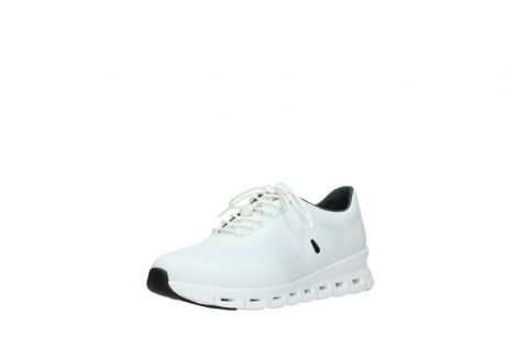wolky lace up shoes 02050 nano 90100 white mesh upper_22