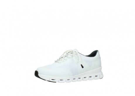 wolky lace up shoes 02050 nano 90100 white mesh upper_23
