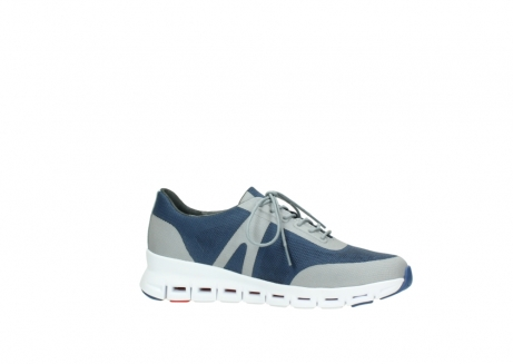 wolky lace up shoes 02050 nano 90820 denim grey mesh upper_14
