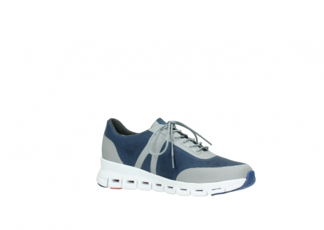 wolky lace up shoes 02050 nano 90820 denim grey mesh upper_15