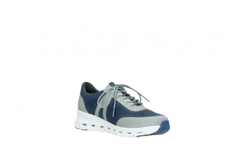 wolky lace up shoes 02050 nano 90820 denim grey mesh upper_16