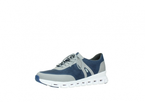 wolky lace up shoes 02050 nano 90820 denim grey mesh upper_23