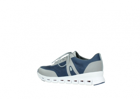 wolky lace up shoes 02050 nano 90820 denim grey mesh upper_3
