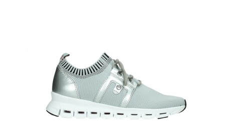 wolky lace up shoes 02052 tera 90201 silver grey leather_1