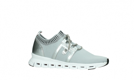 wolky lace up shoes 02052 tera 90201 silver grey leather_2