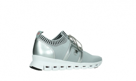 wolky lace up shoes 02052 tera 90201 silver grey leather_23