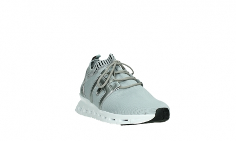 wolky lace up shoes 02052 tera 90201 silver grey leather_5