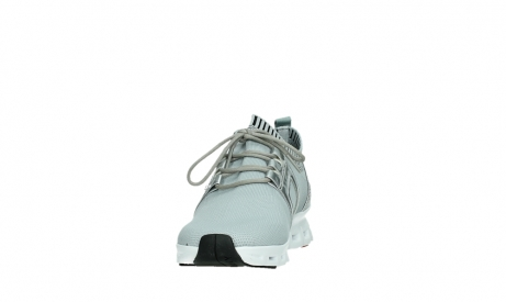 wolky lace up shoes 02052 tera 90201 silver grey leather_8