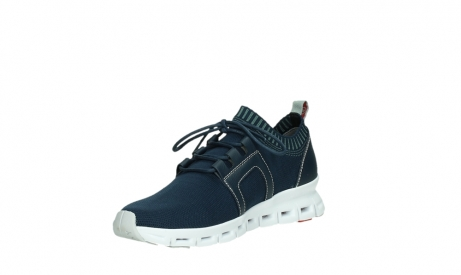 wolky lace up shoes 02052 tera 90800 blue knitting_10