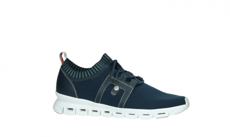 wolky lace up shoes 02052 tera 90800 blue knitting_2