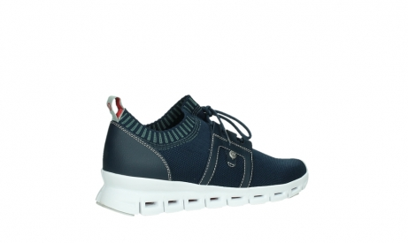 wolky lace up shoes 02052 tera 90800 blue knitting_23
