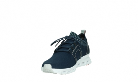wolky lace up shoes 02052 tera 90800 blue knitting_9