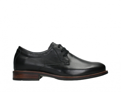 wolky lace up shoes 02180 santiago 20000 black leather_1