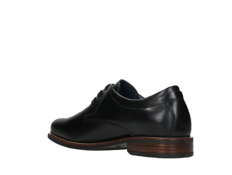 wolky lace up shoes 02180 santiago 20000 black leather_16